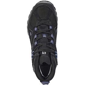 Salomon Meadow Mid GTX Shoes Women Phantom/Black/Crown Blue